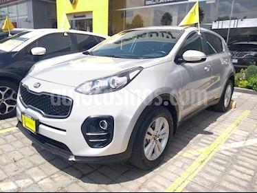 Foto venta Auto Seminuevo Kia Sportage EX 2.0L Aut (2017) color Plata precio $310,000