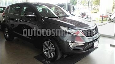 Foto venta Auto Seminuevo Kia Sportage EX 2.0L (2016) color Gris Oscuro precio $299,000