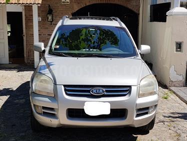 Foto venta Auto Usado KIA Sportage EX 4x4 CRDi (2008) color Plata precio $210.000