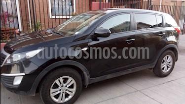 Kia Sportage LX 2.0L 4x2 Aa 2AB usado (2012) color Negro precio $8.190.000