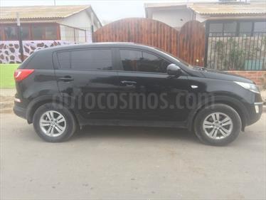 Foto venta Auto usado Kia Sportage LX 2.0L 4x2  (2013) color Negro precio $8.600.000