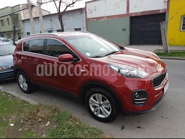 Foto Kia Sportage LX 2.0L 4x2  usado (2017) color Rojo Senal precio $12.300.000