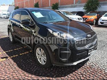 Foto venta Auto Seminuevo Kia Sportage LX 2.0L Aut (2017) color Negro precio $299,000