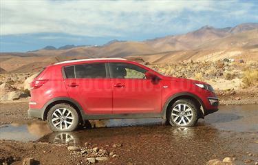 Foto venta Auto Usado Kia Sportage LX 4x4  (2014) color Rojo Syrah precio $11.300.000