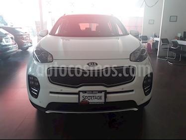 Foto venta Auto Seminuevo Kia Sportage SX 2.4L (2017) color Blanco Perla precio $394,000