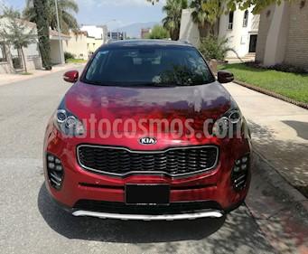 Foto venta Auto usado Kia Sportage SXL 2.4L (2016) color Rojo precio $385,000