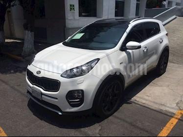 Foto venta Auto Usado Kia Sportage SXL (2016) color Blanco precio $399,900