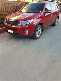 Foto venta Auto usado Kia SSorento EX 2.4L 4X4 Aut Full (2013) color Rojo precio $12.190.000