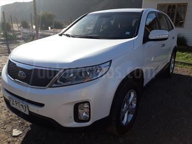 Kia SSorento EX 4X2 5 Pas usado (2014) color Blanco Nieve precio $13.700.000