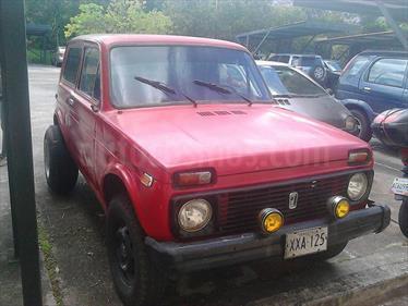 Foto venta carro usado Lada Niva 4x4 L4 1.6 8V (1992) color Rojo precio BoF60.000