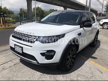 Foto venta Auto Seminuevo Land Rover Discovery Sport HSE Luxury (2016) color Blanco precio $709,900