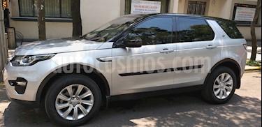 Foto venta Auto Seminuevo Land Rover Discovery Sport HSE (2015) color Plata Metalico precio $600,000