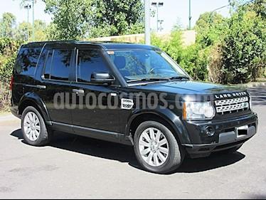 Foto venta Auto Usado Land Rover Discovery 4 HSE 3.0 (2013) color Gris Oscuro precio u$s55.900