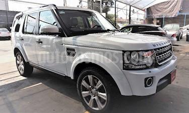 Foto venta Auto Seminuevo Land Rover Discovery SE Plus (2015) color Blanco Fuji precio $689,000