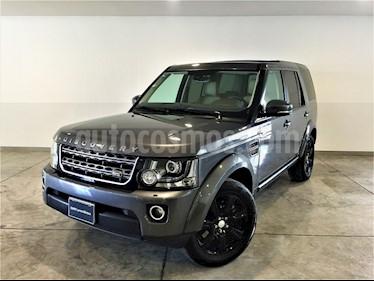 Foto venta Auto Seminuevo Land Rover Discovery SE (2014) color Gris Orkney precio $548,300
