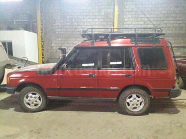 foto Land Rover Discovery TDi