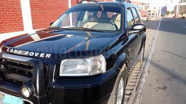 Land Rover Freelander 1.8l Tl2 L4,1.8i,16v S 2 2 usado (2001) color Negro precio u$s11,000