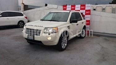 Foto venta Auto Usado Land Rover LR2 HSE Premium (2009) color Blanco precio $159,000