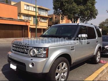 Foto venta Auto Seminuevo Land Rover LR4 HSE (2013) color Plata Indus precio $730,000