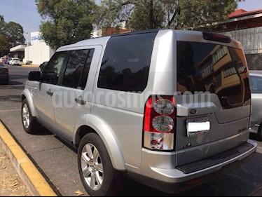Foto venta Auto Usado Land Rover LR4 HSE (2013) color Plata Indus precio $730,000
