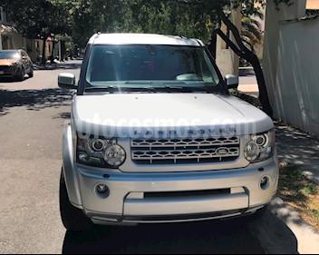 Foto venta Auto Seminuevo Land Rover LR4 SE (2012) color Plata precio $439,000