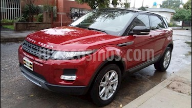 Foto venta Auto Usado Land Rover Range Rover Evoque 2.0L Prestige (2013) color Rojo precio $1.150.000