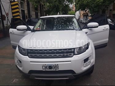 Foto venta Auto usado Land Rover Range Rover Evoque 5P 2.0 Pure Plus (2014) color Blanco precio u$s42.900