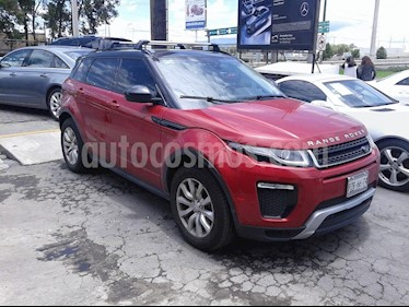 Foto venta Auto Usado Land Rover Range Rover Evoque Dynamique (2016) color Rojo precio $690,000