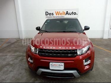 Foto venta Auto Usado Land Rover Range Rover Evoque Dynamique (2015) color Rojo precio $599,999