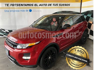 Foto venta Auto usado Land Rover Range Rover Evoque Dynamique (2014) color Rojo precio $525,000