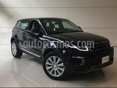 Foto venta Auto Seminuevo Land Rover Range Rover Evoque HSE (2017) color Negro precio $915,000