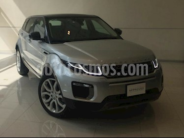 Foto venta Auto Seminuevo Land Rover Range Rover Evoque HSE (2017) color Plata precio $915,000