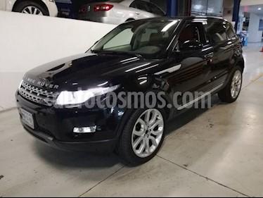 Foto venta Auto Usado Land Rover Range Rover Evoque Prestige (2015) color Negro precio $609,900