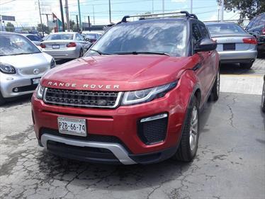 Foto venta Auto Usado Land Rover Range Rover Evoque SE Dynamic (2016) color Rojo precio $690,000