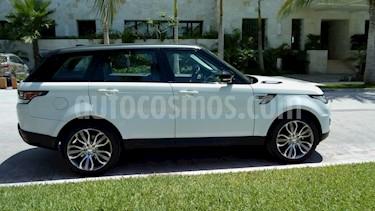 Foto venta Auto Usado Land Rover Range Rover Sport HSE 3.0 Dynamic (2014) color Blanco Fuji precio $950,000