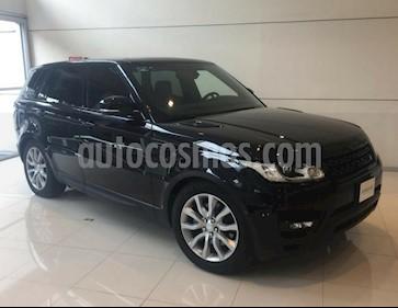 Foto venta Auto Seminuevo Land Rover Range Rover Sport HSE 3.0 Dynamic (2017) color Negro Santorini precio $1,350,000