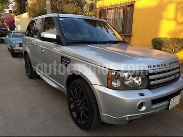 Foto venta Auto usado Land Rover Range Rover Sport Supercharged (2008) color Plata precio $270,000