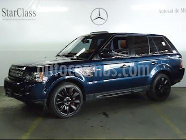 Foto venta Auto Seminuevo Land Rover Range Rover Sport Supercharged (2013) color Azul precio $699,000