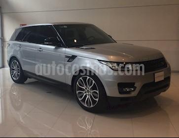 Foto venta Auto Seminuevo Land Rover Range Rover Sport Supercharged (2016) color Plata precio $1,400,000
