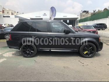 Foto venta Auto Seminuevo Land Rover Range Rover Sport Supercharged (2013) color Negro precio $619,900