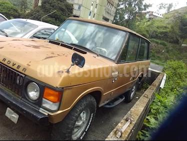 Foto venta carro Usado Land Rover Range Rover  3.8 v8 (1973) color Marron precio u$s4.000