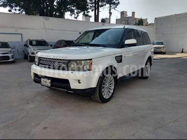 Foto venta Auto Usado Land Rover Range Rover HSE Sport  (2011) color Blanco precio $359,000