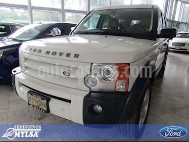 Foto venta Auto Usado Land Rover Range Rover HSE (2006) color Blanco precio $190,000
