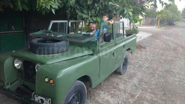 foto Land Rover Santana 88
