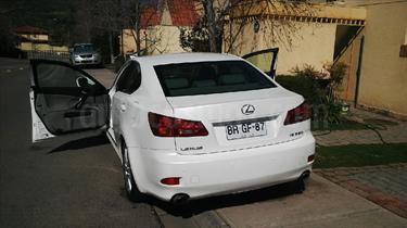 Foto venta Auto Usado Lexus IS 200t (2008) color Blanco Perla precio $6.500.000