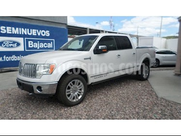 Foto venta Auto Seminuevo Lincoln Mark LT LT Supercrew 4x4 (2014) color Blanco Platinado precio $380,000