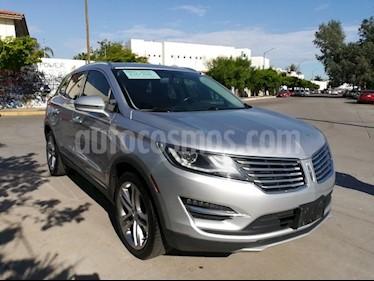 Foto venta Auto Usado Lincoln MKC RESERVE 2.3 L Turbo (2016) color Plata precio $429,000