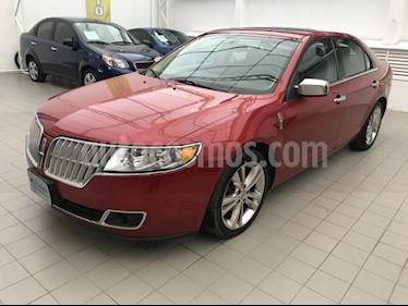 Foto venta Auto Usado Lincoln MKC RESERVE 2.3 L Turbo (2011) color Rojo precio $178,000