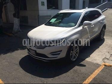 Foto venta Auto Usado Lincoln MKC RESERVE 2.3 L Turbo (2015) color Blanco precio $379,900