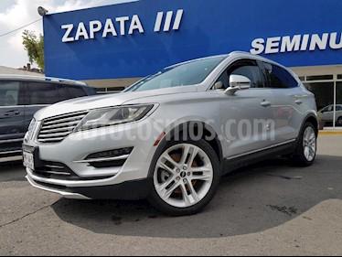 Foto venta Auto Usado Lincoln MKC Reserve (2015) color Plata precio $360,000